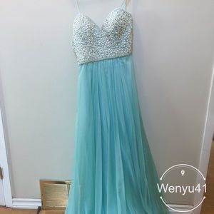 La Femme prom/wedding/grad dress